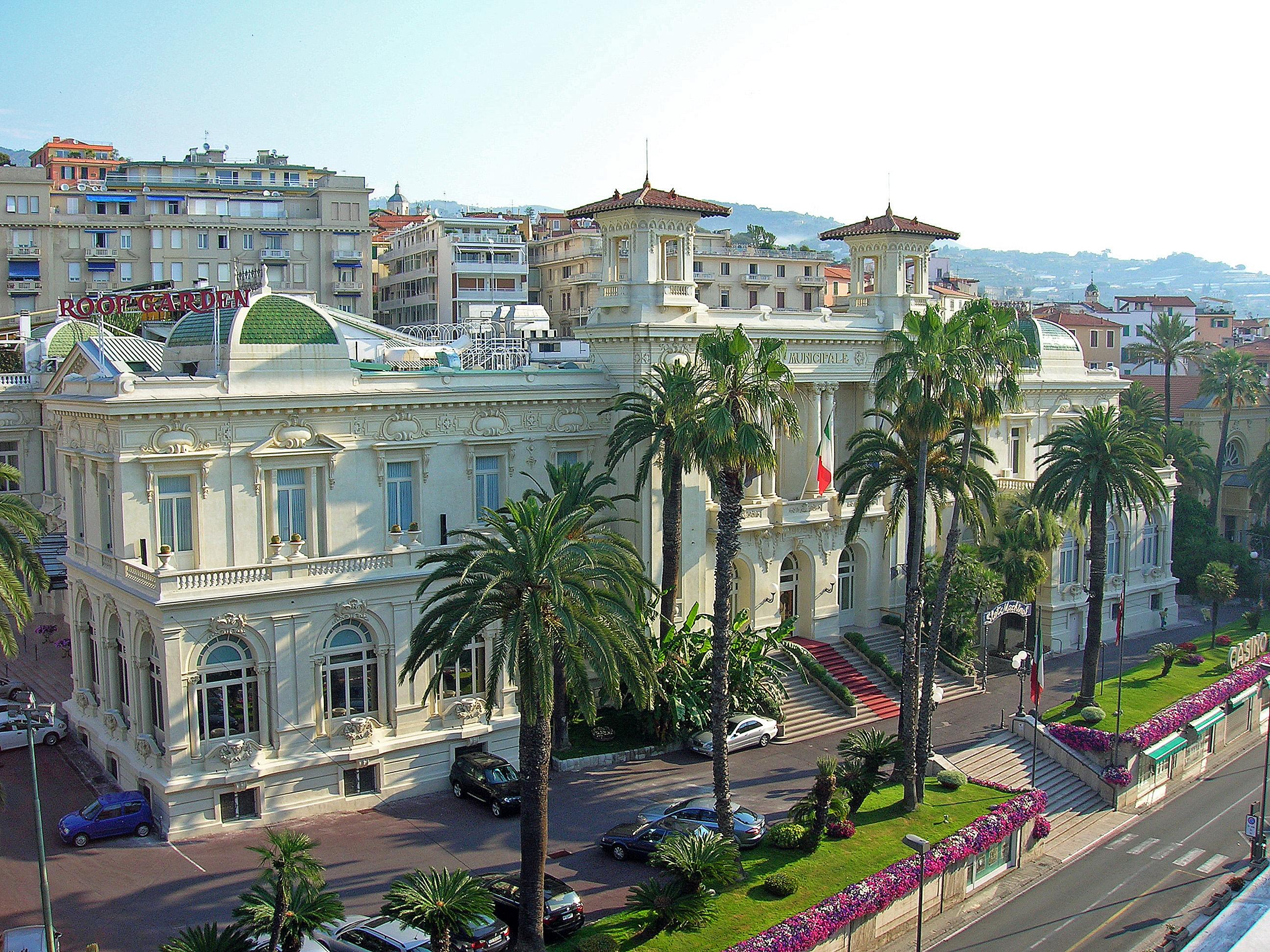 Hotel Sanremo  Stelle Prezzi